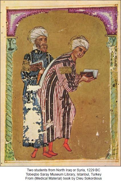 Arab or Islamic medicine? Hajar Albinali H A - Heart Views