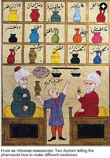 Science in the medieval Islamic world